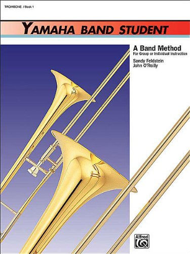 - Yamaha Band Student, Book 1 (Yamaha Band Method)
