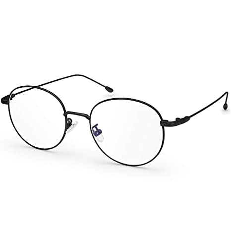 d05b47afd9b Image Unavailable. Image not available for. Color  Livho Blue Light  Blocking Glasses ...