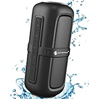 Poliking Bottle Design IPX4 Waterproof Splash10W Outdoor Wireless Bluetooth Speaker with AUX/TF/USB