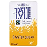 Tate & Lyle Fairtrade Caster Sugar (500g)