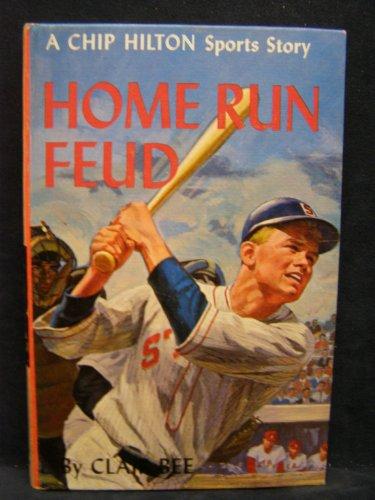 HOME RUN FEUD. The Chip Hilton Sports Series #22