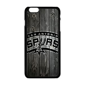 Cool Painting san antonio spurs Phone Case for Iphone 6 Plus