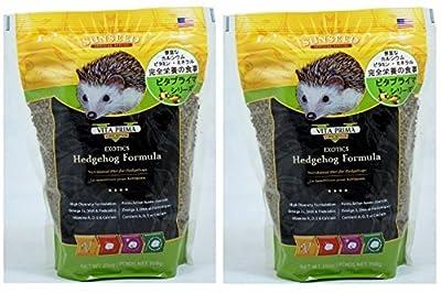 Sun Seed Sunscription Vita Hedgehog Adult Food (2 Pack of 25 oz.) from Sunseed Sunscription
