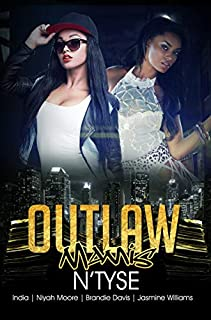 Book Cover: Outlaw Mamis