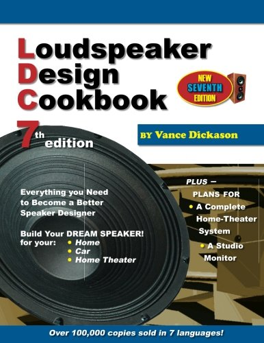 Design Cookbook - Loudspeaker Design Cookbook