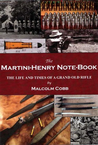 - The Martini-Henry Notebook Hardcover