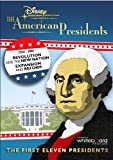 Disney's The American Presidents: Revolution and the New Nation & Expansion and Reform [Interactive DVD]