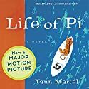 Life of Pi Audiobook by Yann Martel Narrated by Jeff Woodman