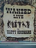 HAPPY GOODMANS - wanted live CANAAN 9705 (lp vinyl record)