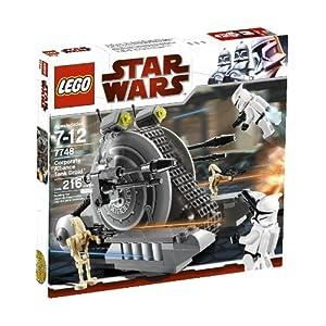 LEGO Star Wars Corporate Alliance Tank Droid (7748) - 51JgXNK uDL - LEGO Star Wars Corporate Alliance Tank Droid (7748)