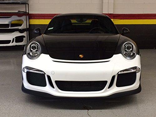 Amazon.com: 2014 Porsche 991 GT3 Style Front Bumper Upgrade for 2012-2014 Carrera, S & C4S: Automotive