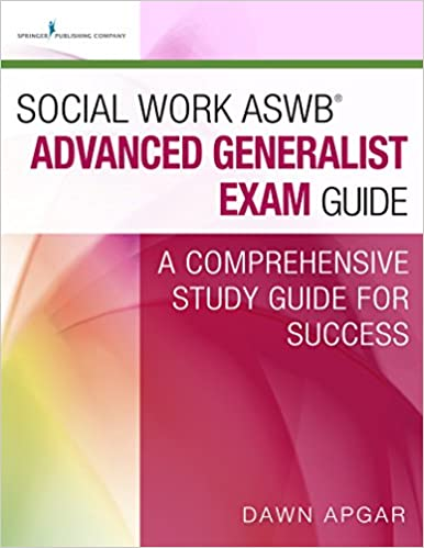 Social work guide: study guides, practice exams.