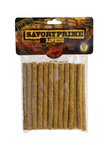 Savory Prime 30-Pack Munchie Sticks, 5-Inch, Chicken