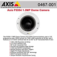 AXIS 0467-001 / P3354 12MM Day/Night With