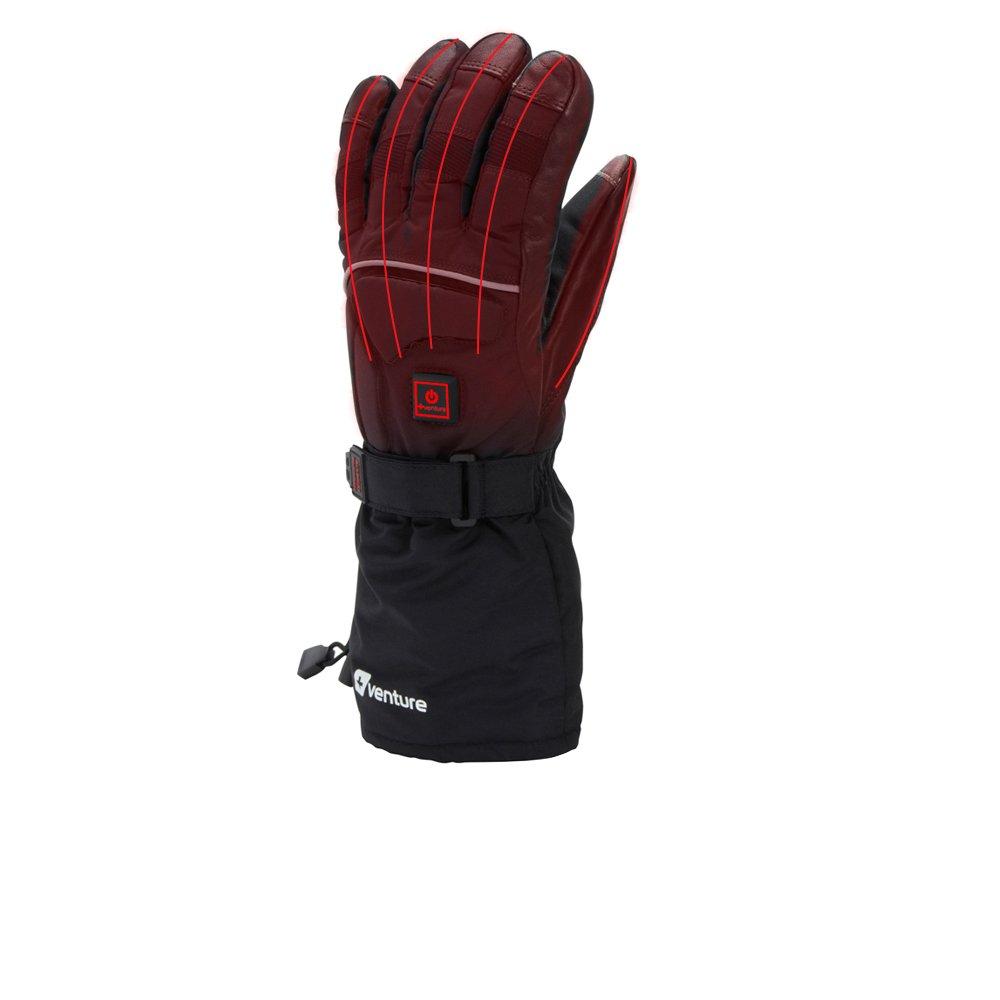 Black, X-Large VentureHeat Epic 2.0 Battery Heated Gloves
