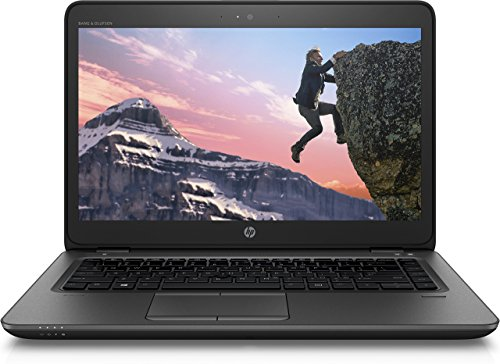 HP ZBook 14u i5 14 inch SVA Black