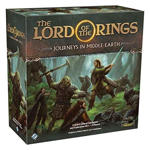 Fantasy Flight Games LOTR: Journeys in Middle-Earth from Fantasy Flight Games