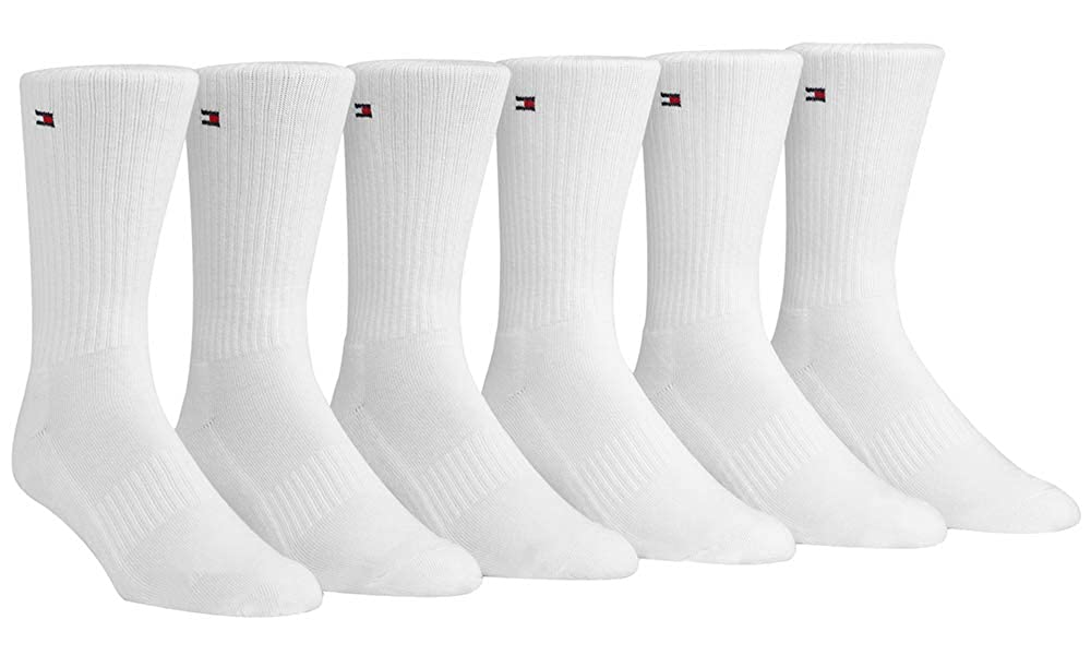 one size TOMMY HILFIGER Pack of 3 white socks