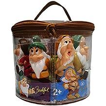 Disney Parks Exclusive Snow White and the Seven Dwarfs Pool Bath Tub Toys