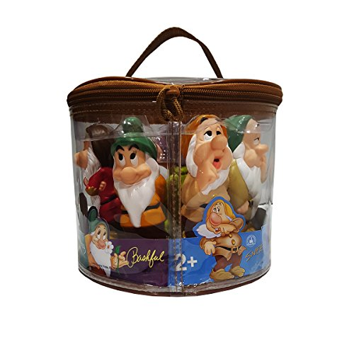 Seven Dwarfs Snow - Disney Parks Exclusive Snow White and the Seven Dwarfs Pool Bath Tub Toys