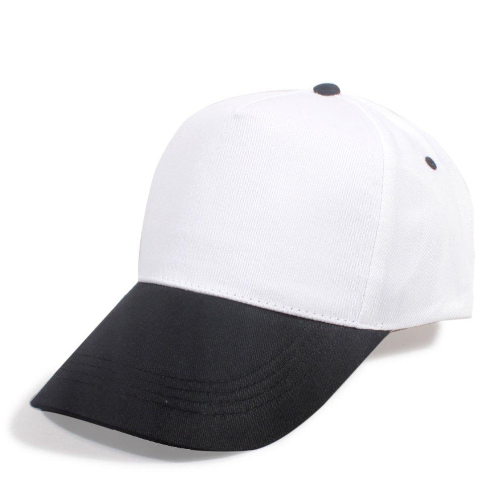 gorra de béisbol del algodón/ Los jóvenes voluntarios casquillo/sombreros bordados plancha de impresión patrón de luz-G un tamaño: Amazon.es: Ropa y ...