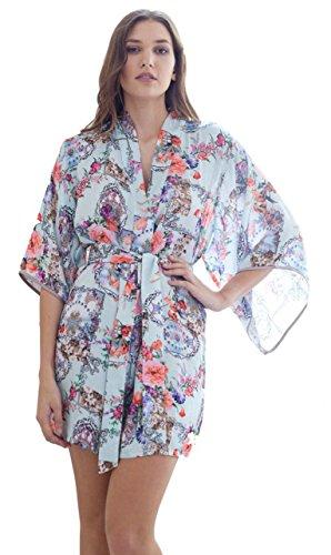 Cotton Real - Bata - para mujer