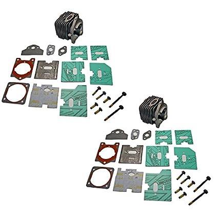 Amazon Homelite 2 Pack Of Genuine Oem Replacement Carburetor. Homelite 2 Pack Of Genuine Oem Replacement Carburetor Repair Kits Up07146a2pk. Wiring. Homelite Z825sd Parts Diagram At Scoala.co