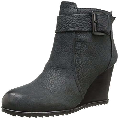 Kenneth Cole Reaktion Kvinna Storm Dimma Boot Svart