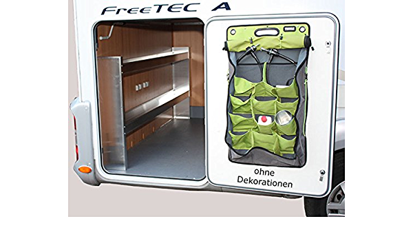 Vehículo Estantería para caravana compartimento 200 x 85 x 20 ...