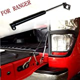 Diking Tailgate Lift Support Rear Gate Slow Down Shock Up Gas Struts fit Ford Ranger T6 T7 XL PX XLT WILDTRAK 2012-2016