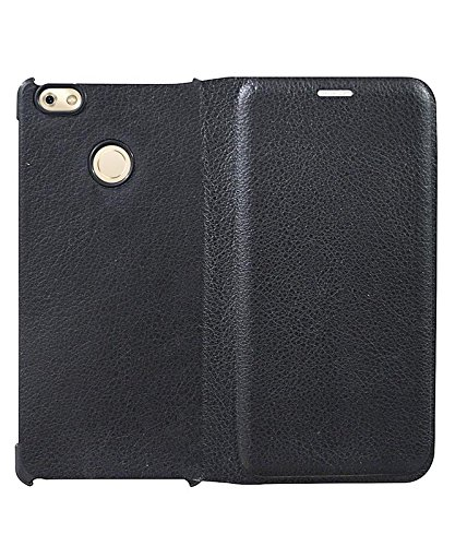 hot sale online 1f0a4 6b564 COVERNEW Flip Cover for Gionee M7 Power - Black: Amazon.in: Electronics
