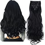 FUT Hair Extensions Double Weft Clip In Full - Best Reviews Guide