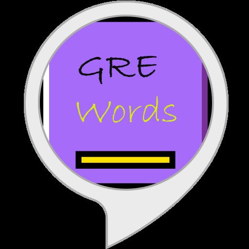 GRE Words (G Words)