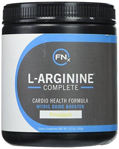 Fenix Nutrition L-Arginine Complete Pineapple Cardio Health Formula, 300 Gram