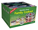 Coghlan's Stainless Steel Cook Set, Silver, Multiple