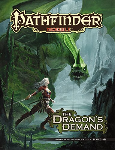 Pathfinder Module: The Dragon's Demand (Module Game)