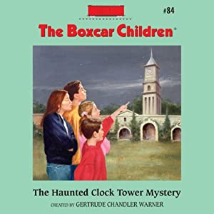 The Haunted Clock Tower Mystery Audiobook