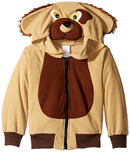 RG Costumes 'Funsies' Devin The Dog Hoodie, Child Small/Size 4-6