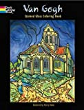 Van Gogh Stained Glass Coloring Book