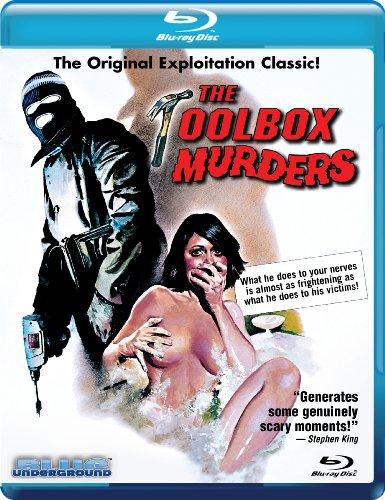 The Toolbox Murders [Blu-ray]