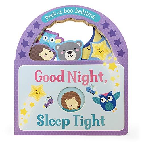 Goodnight, Sleep Tight: Peek-a-boo Bedtime (Peek-A-Boo Handle) (The Sleep Ladys Good Night Sleep Tight)