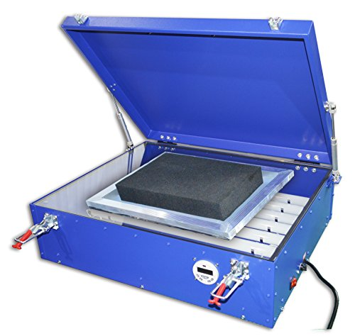 INTBUYING UV Exposure Unit for Silk Screen Printing Light Box 20x24 Inches 110V