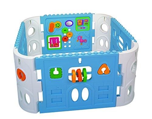 Pavlov'z Toyz Electronic Interactive Activity Baby Playpen