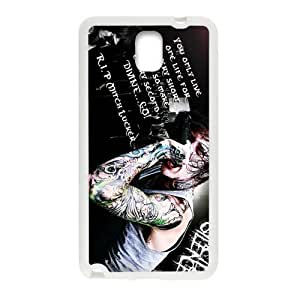 DAZHAHUI Rockband Suicide?Silence Cell Phone Case Samsung Galaxy Note2 N7100/N7102