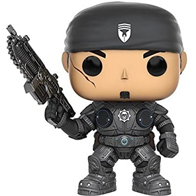 Funko POP Games: Gears of War - Marcus Fenix Action Figure: Funko Pop! Games: Toys & Games