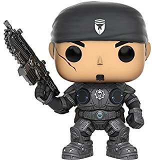 Gow 12188 S2 Funko Pop Games Gears Of War Marcus Fenix Old