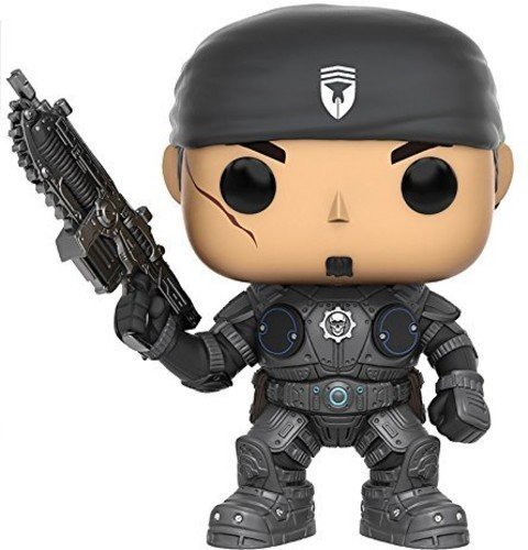 Gears of War Pop! Vinyl Figure Marcus Fenix Funko 10320 Accessory Toys & Games Miscellaneous