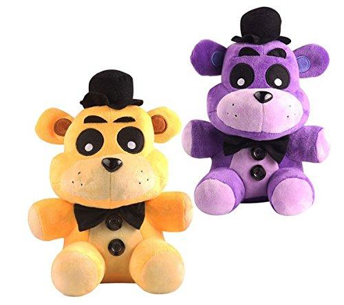 y's Limited Edition Golden Freddy Shadow Freddy Bear Plush Doll Toy 10