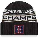 6523ae70f7a New Era Boston Red Sox 2018 World Series Champions Men s Locker Room Knit  Hat