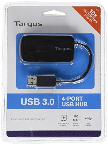 Targus 4 Port USB 3 0 ACH124US